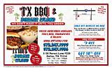 Burger Island & Tx Bbq