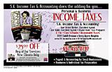 S.k. Income Tax & Accounting