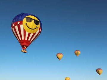 Heart of Texas Hot Air Balloon Rides