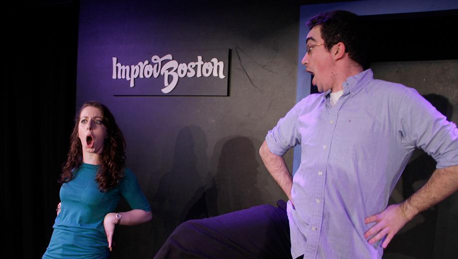 Improv Boston Theatre