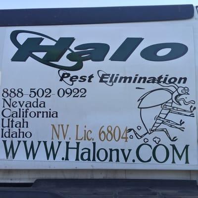 Halo Pest Elimination