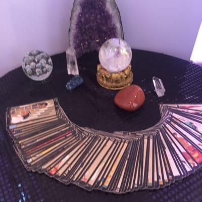 Psychic Readings & Tarot Cards