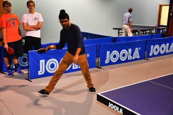Smash Table Tennis Club