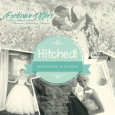 Hitched! Weddings and Events