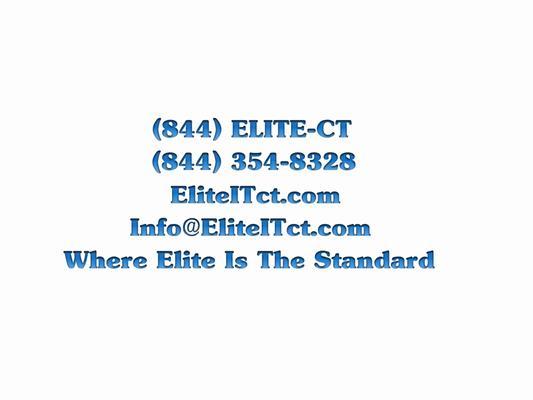 Elite IT Computer Care & Repair