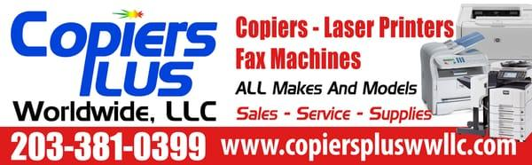 Copiers Plus Worlwide,LLC