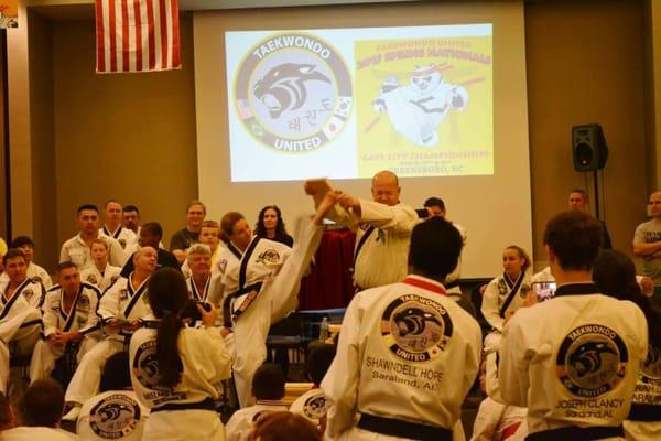 A. Kastner's Family Taekwondo