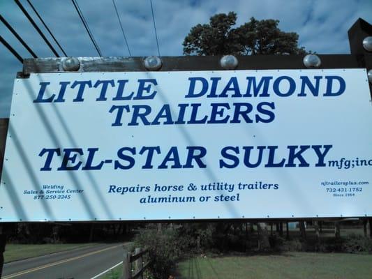 Little Diamond Trailers