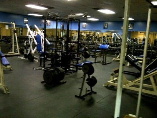 Nirvana Family Fitness Center