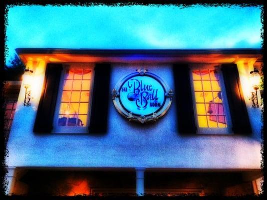 Blue Ballroom