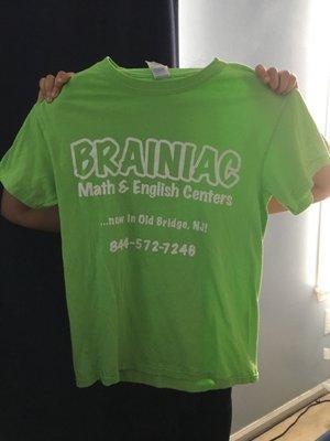 Brainiac Math and English Centers