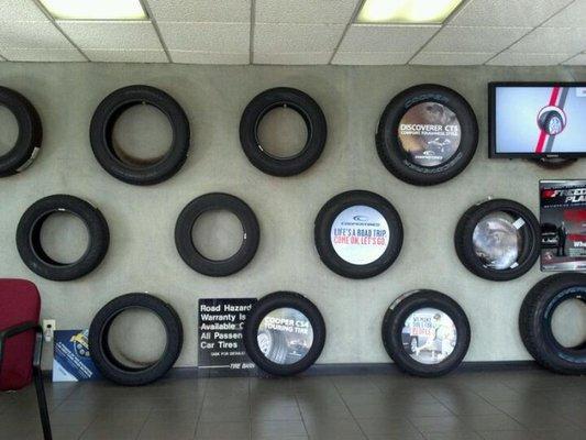 Tire Barn Inc