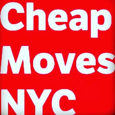 CheapMoves NYC