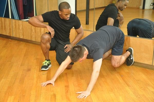 Roy Hanson Personal Fitness
