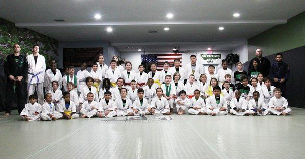 Jungle Gym Martial Arts