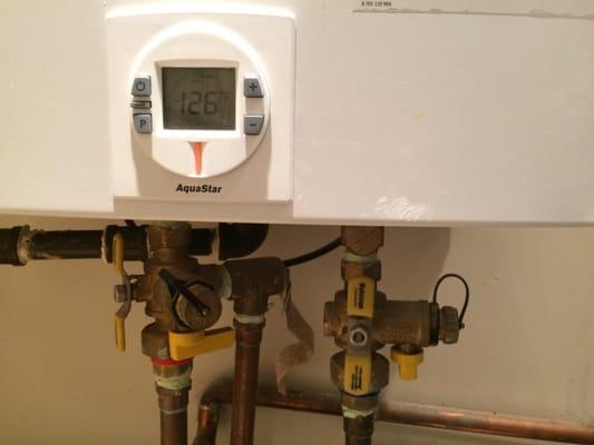 J&J Plumbing and Heating INC