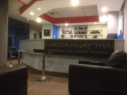 Garcia Muay Thai and MMA Gym