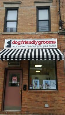 Dog Friendly Grooms