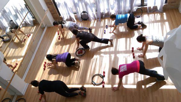 spencer pilates arts