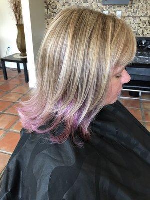 DVAA Hair Salon