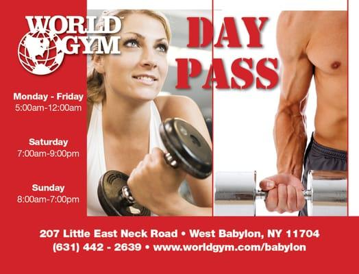 World Gym of West Babylon