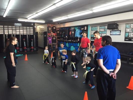 Innovative Martial Arts