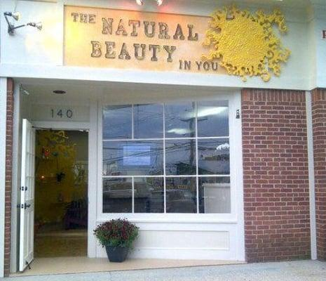 The Natural Beauty in You