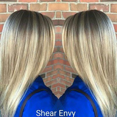 Shear Envy Hair Studio