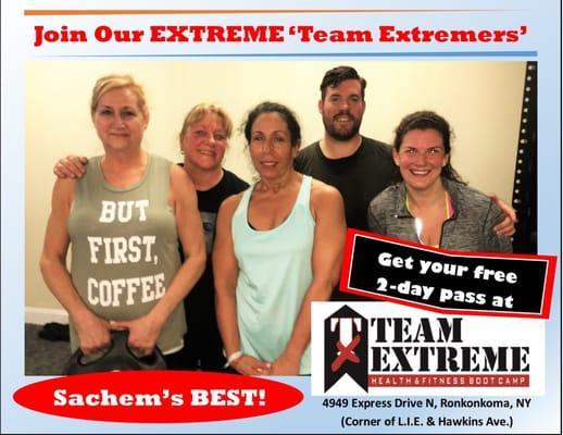 Team Extreme Express