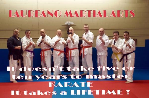 Laureano Martial Arts