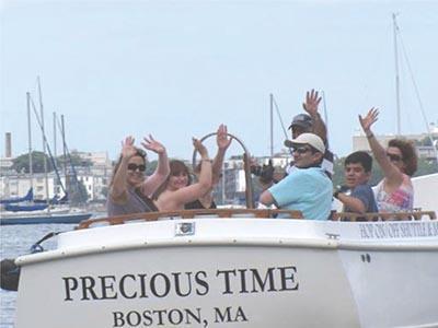 Boston Harbor Shuttle