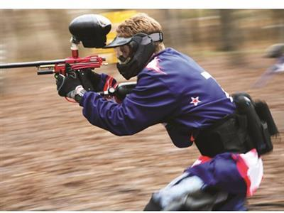 LUZERNE COUNTY PAINTBALL