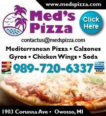 Med's Pizza