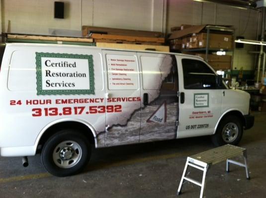 Certified Restoration Services