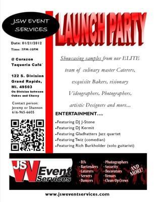 JSW Event Services