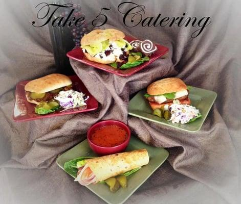 Take 5 Catering