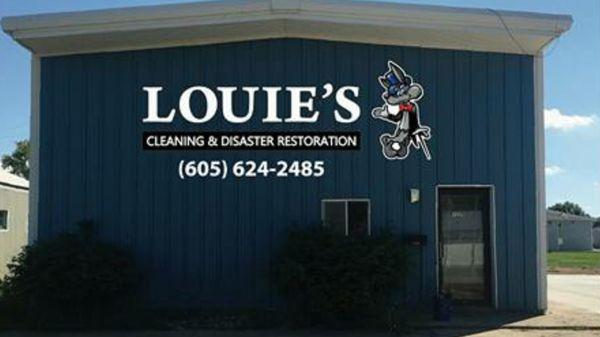 Louie's Carpet & Upholstery Cleaning Inc