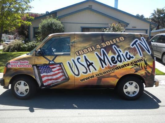 USA Media TV