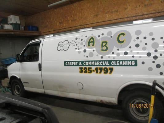 ABC Carpet & Upholstery Cleaning