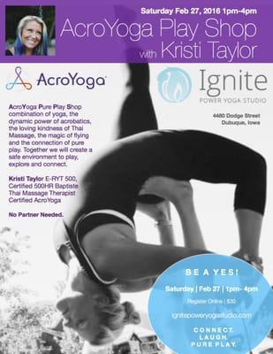 Ignite Power Yoga Studio