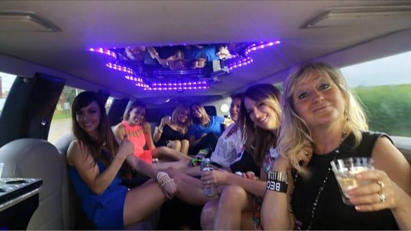Walters Red Carpet Limo