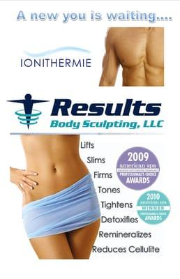 Results Body Sculpting & Tanning