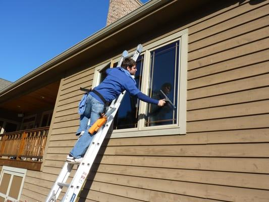 U.S.I Window Washing