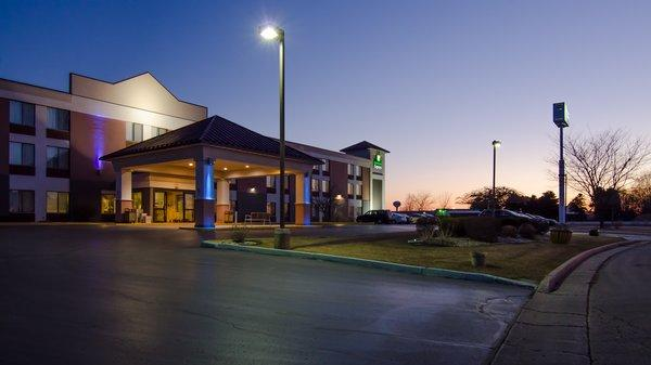 Holiday Inn Express Hotel & Suites - Reliant Park Medical Center