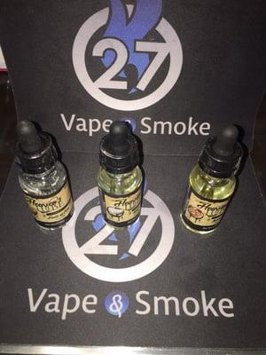 27 Vape & Smoke