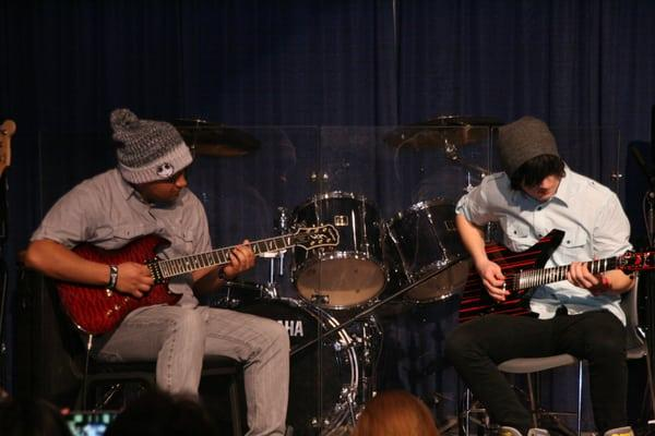 Jon Kapity Guitar Academy