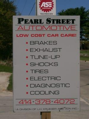 Pearl Street Automotive