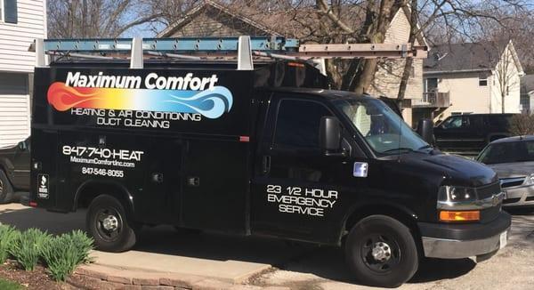 Maximum Comfort Heating & Air  Conditioning & Duct