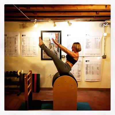 Flying Squirrel Pilates