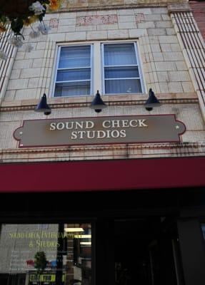 Sound Check Entertainment and Studios
